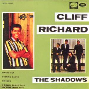 Richard, Cliff - La Voz De Su Amo (EMI)7EPL 14.156