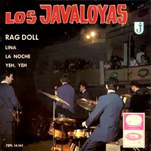Javaloyas, Los - La Voz De Su Amo (EMI)7EPL 14.165