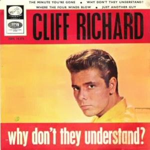 Richard, Cliff - La Voz De Su Amo (EMI)7EPL 14.173