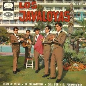 Javaloyas, Los - La Voz De Su Amo (EMI)7EPL 14.177