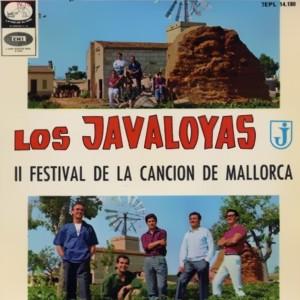 Javaloyas, Los - La Voz De Su Amo (EMI)7EPL 14.180