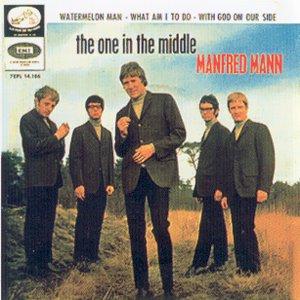 Manfred Mann - La Voz De Su Amo (EMI)7EPL 14.186