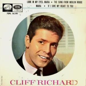 Richard, Cliff - La Voz De Su Amo (EMI)7EPL 14.191