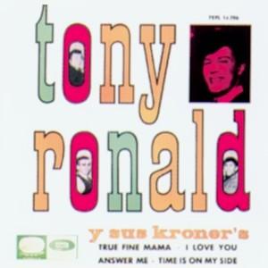 Ronald, Tony - La Voz De Su Amo (EMI)7EPL 14.196
