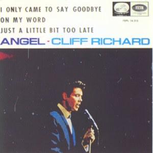 Richard, Cliff - La Voz De Su Amo (EMI)7EPL 14.215