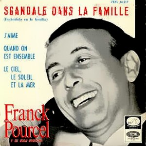 Pourcel, Franck - La Voz De Su Amo (EMI)7EPL 14.217