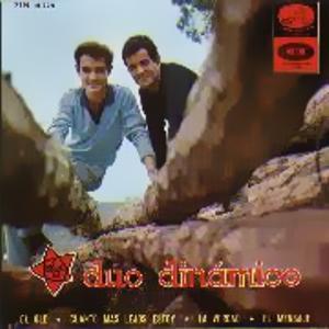 Dúo Dinámico - La Voz De Su Amo (EMI)7EPL 14.224