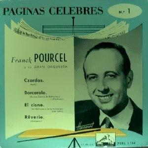 Pourcel, Franck - La Voz De Su Amo (EMI)7ERL 1.114