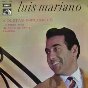Luis Mariano - La Voz De Su Amo (EMI)7ERL 1.160