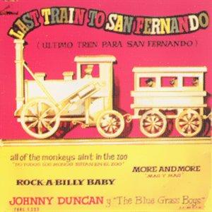 Duncan, Johnny - La Voz De Su Amo (EMI)7ERL 1.222