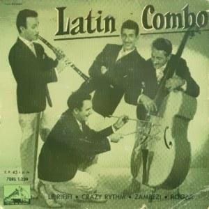 Latin Combo - La Voz De Su Amo (EMI)7ERL 1.239