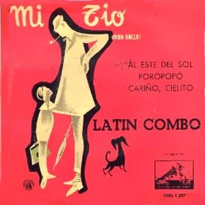 Latin Combo - La Voz De Su Amo (EMI)7ERL 1.257