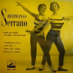 Hermanas Serrano - La Voz De Su Amo (EMI)7ERL 1.259
