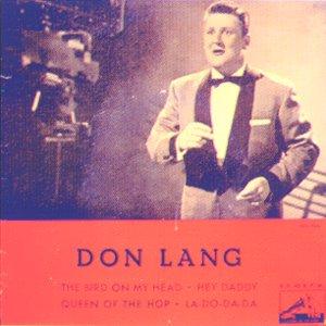 Lang, Don - La Voz De Su Amo (EMI)7ERL 1.275