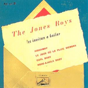 Jones Boys, The - La Voz De Su Amo (EMI)7ERL 1.286