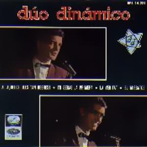 Dúo Dinámico - La Voz De Su Amo (EMI)EPL 14.231