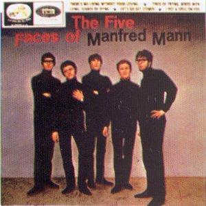 Manfred Mann - La Voz De Su Amo (EMI)EPL 14.237
