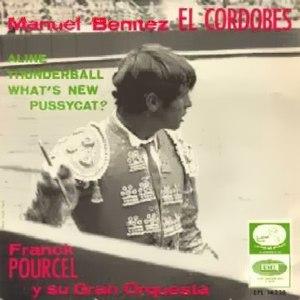 Pourcel, Franck - La Voz De Su Amo (EMI)EPL 14.238
