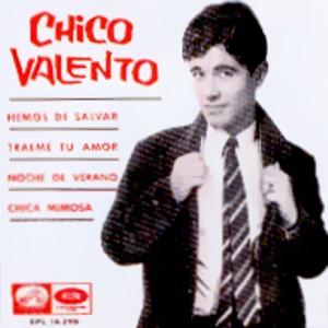 Valento, Chico - La Voz De Su Amo (EMI)EPL 14.255