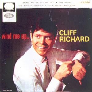 Richard, Cliff - La Voz De Su Amo (EMI)EPL 14.262