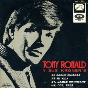 Ronald, Tony - La Voz De Su Amo (EMI)EPL 14.265