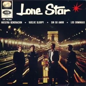 Lone Star - La Voz De Su Amo (EMI)EPL 14.266