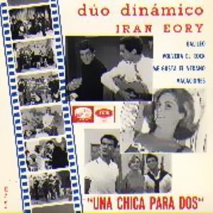 Dúo Dinámico - La Voz De Su Amo (EMI)EPL 14.270