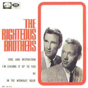 Righteous Brothers, The - La Voz De Su Amo (EMI)EPL 14.279