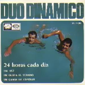 Dúo Dinámico - La Voz De Su Amo (EMI)EPL 14.282