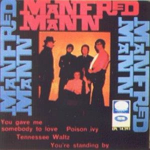 Manfred Mann - La Voz De Su Amo (EMI)EPL 14.293