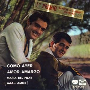 Dúo Dinámico - La Voz De Su Amo (EMI)EPL 14.295