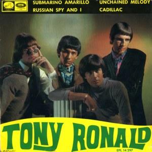 Ronald, Tony - La Voz De Su Amo (EMI)EPL 14.297