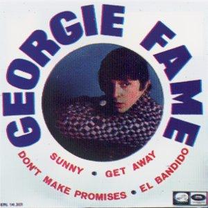 Fame, Georgie - La Voz De Su Amo (EMI)EPL 14.301