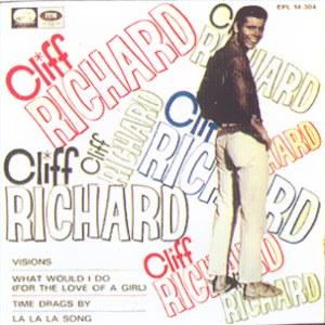 Richard, Cliff - La Voz De Su Amo (EMI)EPL 14.304