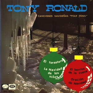 Ronald, Tony - La Voz De Su Amo (EMI)EPL 14.306