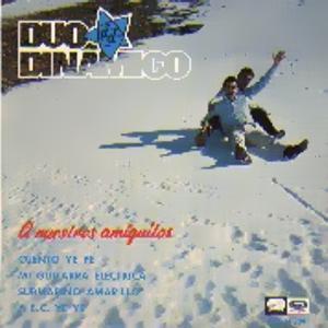 Dúo Dinámico - La Voz De Su Amo (EMI)EPL 14.309