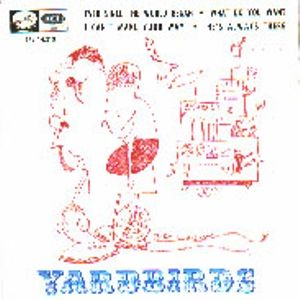 Yardbirds, The - La Voz De Su Amo (EMI) EPL 14.313