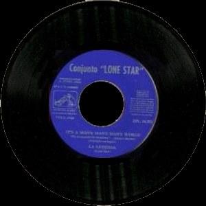 Lone Star - La Voz De Su Amo (EMI)EPL 14.325