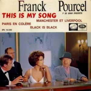 Pourcel, Franck - La Voz De Su Amo (EMI)EPL 14.330