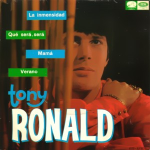 Ronald, Tony - La Voz De Su Amo (EMI)EPL 14.333