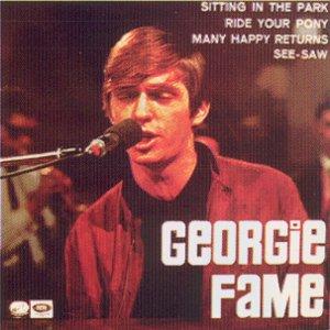 Fame, Georgie - La Voz De Su Amo (EMI)EPL 14.335
