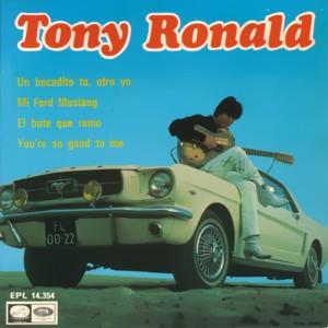 Ronald, Tony - La Voz De Su Amo (EMI)EPL 14.354