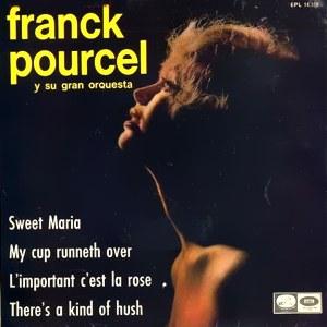 Pourcel, Franck - La Voz De Su Amo (EMI)EPL 14.358