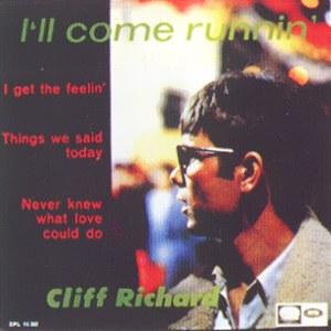 Richard, Cliff - La Voz De Su Amo (EMI)EPL 14.362