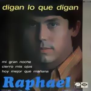 Raphael - La Voz De Su Amo (EMI)EPL 14.372
