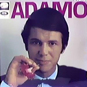 Adamo - La Voz De Su Amo (EMI)EPL 14.376