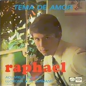Raphael - La Voz De Su Amo (EMI)EPL 14.385