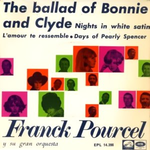 Pourcel, Franck - La Voz De Su Amo (EMI)EPL 14.398
