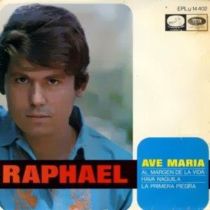 Raphael - La Voz De Su Amo (EMI)EPL 14.402
