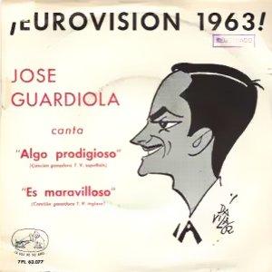 Guardiola, José - La Voz De Su Amo (EMI)7PL 63.077